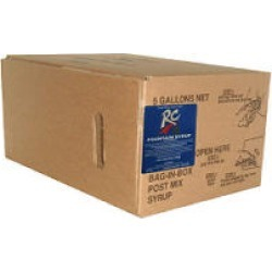 Willtec RC Cola Soda Syrup Concentrate (5Gal) found on Bargain Bro Philippines from Sam's Club for $96.38