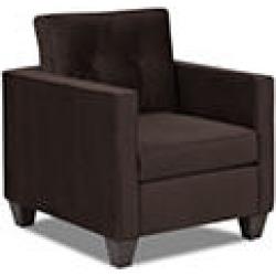 Klaussner Bryce Chair, Brown