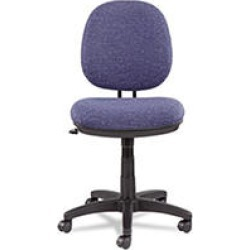 Alera Interval Swivel/Tilt Fabric Task Chair, Marine Blue found on Bargain Bro Philippines from Sam's Club for $89.98
