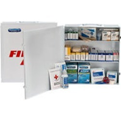 PhysiciansCare First Aid Kit, 100 Person with Medications