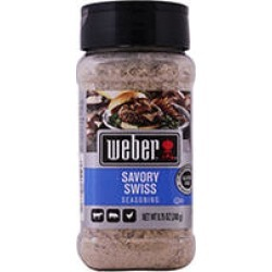 Weber Savory Swiss Seasoning (8.75 oz.) found on Bargain Bro India from Sam's Club for $3.98