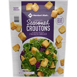 Member's Mark Seasoned Croutons (32 oz.) found on Bargain Bro Philippines from Sam's Club for $4.98