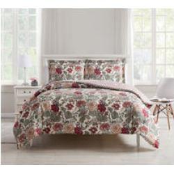 Waverly Sonnet Sublime Oversized 3 Piece Comforter Set- Full/Queen
