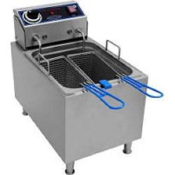 Commercial Pro 16 lb. Countertop Electric Fryer