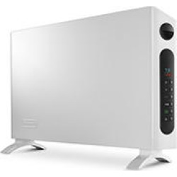DeLonghi Slim Style Convector Panel Heater found on Bargain Bro India from Sam's Club for $99.98