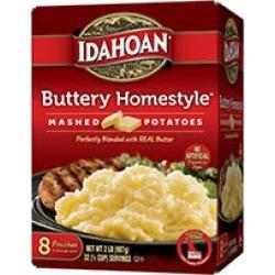 Idahoan Buttery Homestyle Mashed Potatoes (8 pk.)