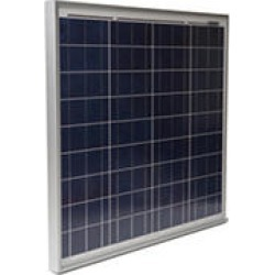 50 Watt Polycrystalline Solar Panel