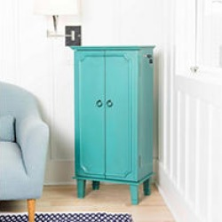 Hives & Honey Cabby Jewelry Armoire found on Bargain Bro Philippines from Sam's Club for $240.42