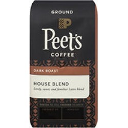 Peet's Coffee Ground Coffee, House Blend (32 oz.)