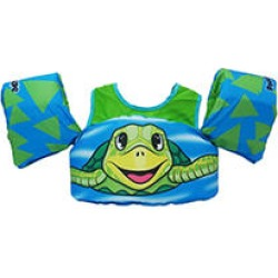 Body Glove Kids Paddle Pals Type V PFD (Child 30 - 50 lbs) - U.S. Coast Guard Approved PFD - Turtle found on Bargain Bro India from Sam's Club for $14.98