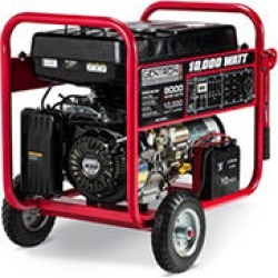 Gentron 10,000W Generator with Electric Start
