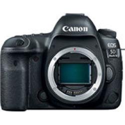 Canon EOS 5D Mark IV Camera, Black