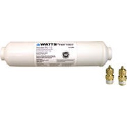 Watts Premier In Line Icemaker and Refrigerator Water Filter