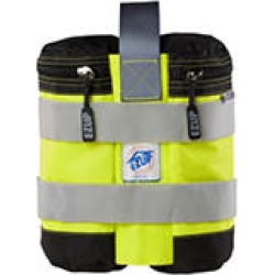 E-Z UP Weight Bag Set, 25 lbs, Set of 4 - Lime