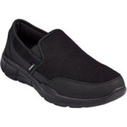Black 9.5 Skechers Men's Equalizer Foxfort