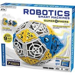 Robotics: Smart Machines - Super Sphere found on Bargain Bro India from Sam's Club for $79.98