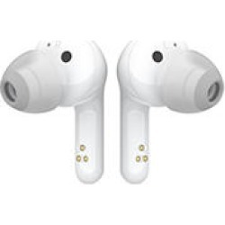 LG TONE Free Bluetooth® Wireless Stereo Earbuds with Meridian Audio - HBS-FN4 (White) found on Bargain Bro Philippines from Sam's Club for $79.88