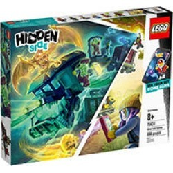 LEGO HIDDEN SIDE 70424 found on Bargain Bro Philippines from Sam's Club for $79.98