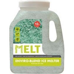 MELT 10 Lb. Jug Premium Enviro-Blend Ice Melter w/ CMA - MELT10EB-J found on Bargain Bro Philippines from Sam's Club for $7.98