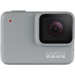 GoPro HERO7 White Waterproof Action Camera found on Bargain Bro Philippines from Sam's Club for $199.99