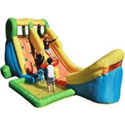 Sportspower Inflatable Half Pipe found on Bargain Bro Philippines from Sam's Club for $359.00
