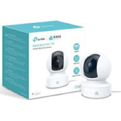 TP-Link KC110 Kasa Spot 1080p Pan and Tilt Wi-Fi Camera with Night Vision (2 Pack) found on Bargain Bro India from Sam's Club for $119.98