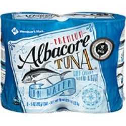 Member's Mark Solid White Albacore Tuna (5 oz. ea, 8 pk.) found on Bargain Bro India from Sam's Club for $11.52