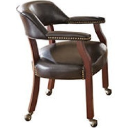 Talley Captains Chair - Black