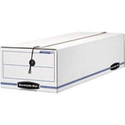 BANKERS BOX® LIBERTY® Storage Boxes-12pk. 9-1/2 in. x 23-1/4 in. x 6 in.