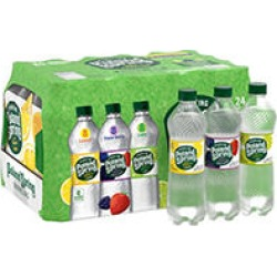 Poland Spring Sparkling Spring Water Variety Pack (16.9 fl. oz, 24 pk.) found on Bargain Bro Philippines from Sam's Club for $8.98