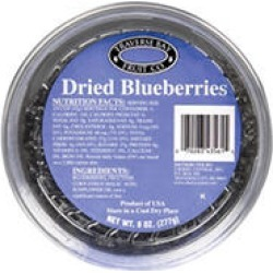 Traverse Bay Fruit Co. Dried Blueberries (8 oz, 12 ct.)