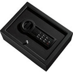 Stack-On Drawer Safe with Electronic Lock - Black found on Bargain Bro Philippines from Sam's Club for $59.98