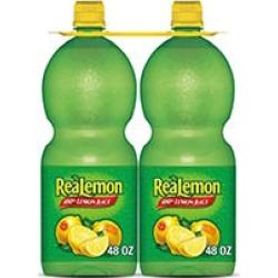 ReaLemon Juice (48 oz, 2 ct.) found on Bargain Bro India from Sam's Club for $6.12