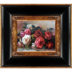 Pierre-Auguste Renoir Discarded Roses Hand Painted Oil Reproduction found on Bargain Bro from Sam's Club for USD $98.71