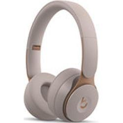 Beats Solo Pro Wireless Noise Cancelling On-Ear Headphones (Gray)