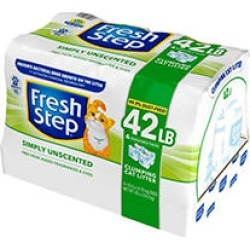 Fresh Step Ultra Unscented Litter, Clumping Cat Litter (42 lbs.) found on Bargain Bro Philippines from Sam's Club for $16.98