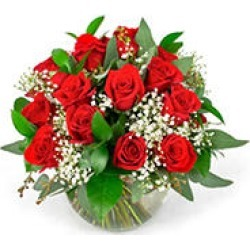Wedding Collection Red Rose, Centerpieces (6 pieces) found on Bargain Bro India from Sam's Club for $299.98