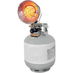 Dyna-Glo DELUX Single Tank Top Propane (LP) 9k - 15k BTU Heater found on Bargain Bro India from Sam's Club for $38.86