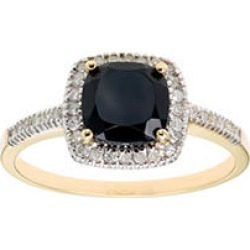 Onyx and .18 CT. T.W. Diamonds in 14K Gold Yellow6 found on Bargain Bro from Sam's Club for USD $196.84