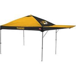 NFL 10x10 Swing Wall Tailgate Canopy-University of Missouri