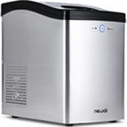 NewAirCountertop Nugget Ice Maker in Stainless Steel found on Bargain Bro Philippines from Sam's Club for $499.00