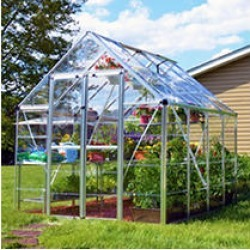 Grow Silver Greenhouse