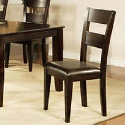 Weston Espresso Side Chairs - 2pk found on Bargain Bro India from Sam's Club for $119.87