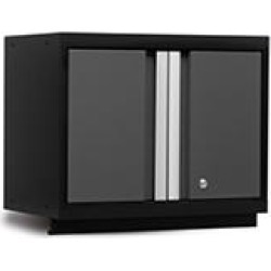 Newage Products Bold 3.0 Wall Cabinet - Gray found on Bargain Bro India from Sam's Club for $119.98