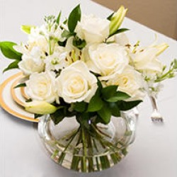 Centerpiece - White - 6 pc. found on Bargain Bro India from Sam's Club for $274.98