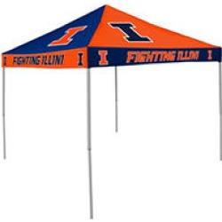 9x9 Premium Canopy Illinois (Checkerboard)