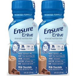 Ensure Enlive Advanced Nutrition Shake with 20 grams of High-Quality protein, Meal Replacement Shakes, Milk Chocolate found on Bargain Bro India from Sam's Club for $34.74