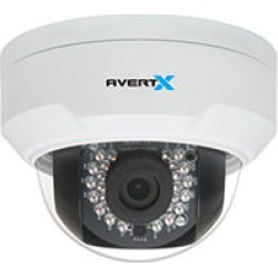 AvertX 4MP HD+ IP Mini Dome Security Camera with 100' Night Vision found on Bargain Bro India from Sam's Club for $149.88
