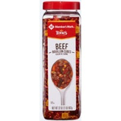 Member's Mark Tone's Beef Bouillon (32 oz.) found on Bargain Bro India from Sam's Club for $8.96