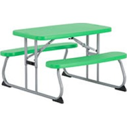 Lifetime Childrens Picnic Table - Green found on Bargain Bro India from Sam's Club for $49.98